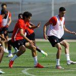 Martínez convoca a 21 jugadores para el Granada CF - Getafe CF