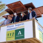 El 68% de las playas andaluzas cuentan ya con el sello 'Andalucía Segura'