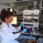 Desarrollan en Córdoba un método para extraer residuos de antibióticos en alimentos de origen animal