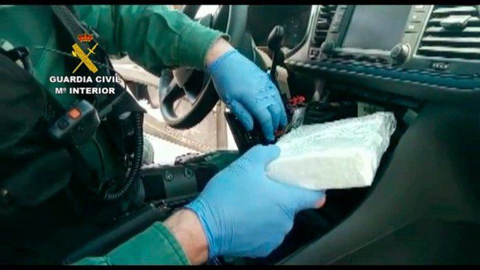 Desmantelan red que distribuía cocaína desde Málaga al resto de Andalucía