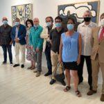 'Territorio Axarco' reúne 87 obras de artistas unidos a la Axarquía en el CAC de Vélez-Málaga