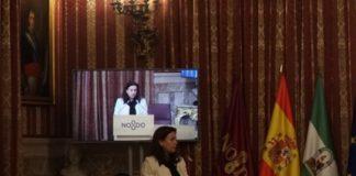 Cristina Murillo, reelegida decana del Colegio de Arquitectos de Sevilla