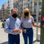 Jaén alaba el comportamiento ejemplar de sus ciudadanos en el uso de mascarillas