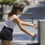 Alerta amarilla este lunes en Córdoba y Sevilla por previsión de hasta 39ºC y 37ºC