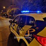 Detenidos tres jóvenes en Sevilla tras robar en una óptica y fugarse en un coche robado