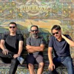 Huelva inspira el disco debut del grupo Beladrone, presentado bajo el título de 'Andévalo'