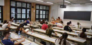 La UAL anula los exámenes presenciales en septiembre por la elevada incidencia del covid en la provincia