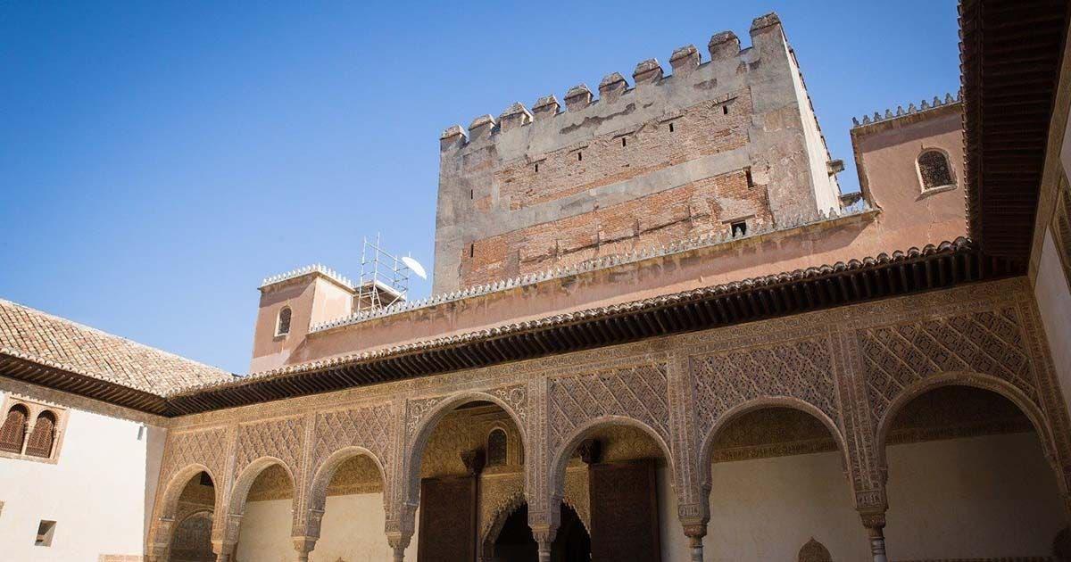 Torre de Comares - PATRONATO DE LA ALHAMBRA Y GENERALIFE