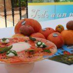 14 restaurantes  ofrecen desde del lunes sus mejores creaciones culinarias con tomate huevo de toro