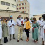 Andalucía establecerá para la campaña de la gripe centros de vacunación fuera de los centros de salud