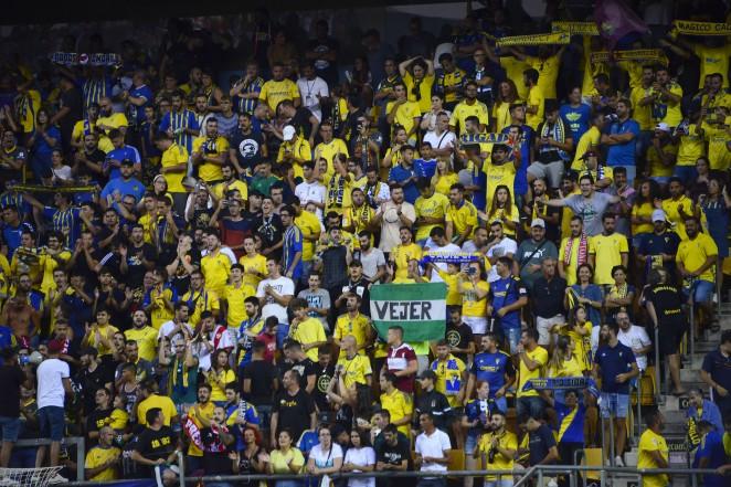 Cádiz CF: Éxito absoluto la campaña de aficionados cadistas