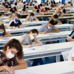Comienzan los tres días de Selectividad para 8.129 alumnos andaluces