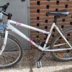 Detenido un hombre por intentar vender una bicicleta robada del balcón de una casa