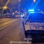 Detenido un joven en Sevilla por rajar los neumáticos a 24 vehículos estacionados en la zona de Nervión
