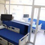 El Hospital Macarena amplía su capacidad Covid con nuevas habitaciones tras reformar un ala completa