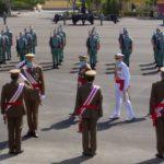 """El Rey traslada su """"cariño y admiración"""" a La Legión en los actos de celebración de su centenario"""