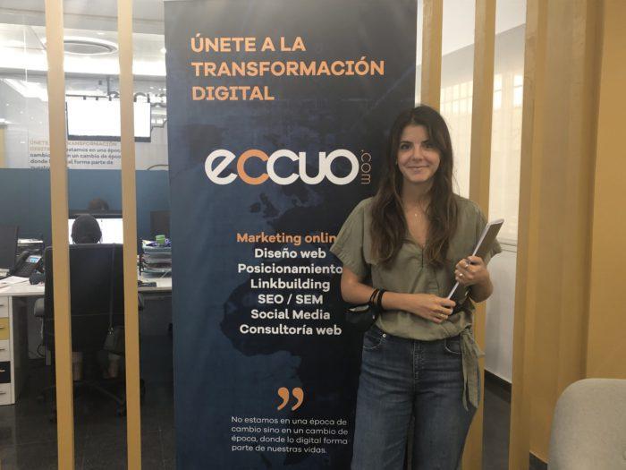 Tener presencia en Internet, una de las claves del éxito para cualquier empresa, según Salomé Garrido