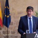 """Andalucía se encuentra ya en la """"curva de descenso de la segunda ola"""" según Marín"""
