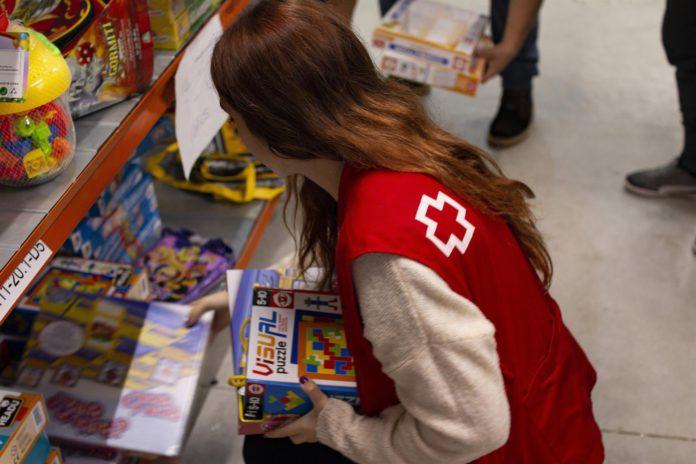 Cruz Roja pone en marcha la campaña 'Sus derechos en juego' en Córdoba