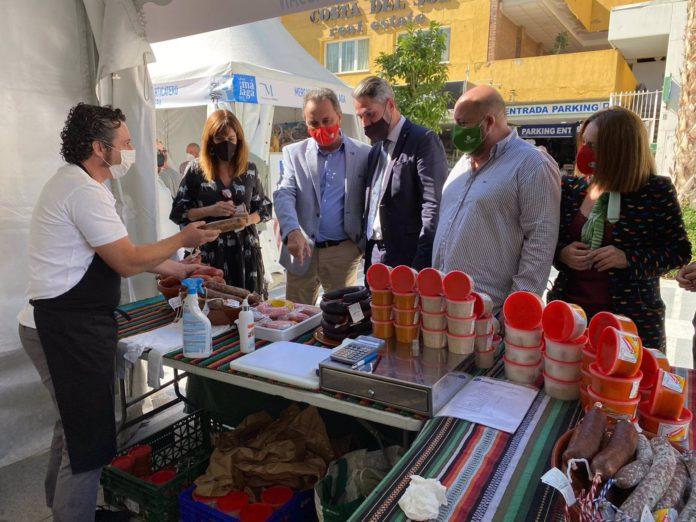 Más de 8.000 personas han disfrutado del 'Mercado Sabor a Málaga' de Torremolinos