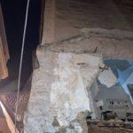 Sin heridos en el derrumbe parcial de un edificio en Córdoba