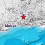 Granada registra tres terremotos de baja magnitud en las últimas horas