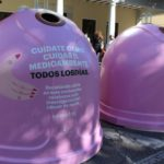 'Recicla Vidrio por ellas', la nueva campaña con motivo del Día Mundial del Cáncer de Mama en Huelva