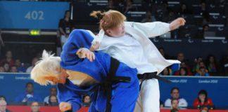 Carmen Herrera en competición. /Foto: Archivo / ONCE/ JAVIER REGUEROS. / Europa Press.