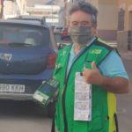 La ONCE reparte 220.000 euros entre once vecinos de Roquetas de Mar