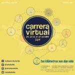 'Tus Kilómetros nos dan vida': una carrera virtual recauda fondos para el cáncer infantil