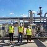 UCA participa en un proyecto europeo para purificar biogás con tecnología biológica