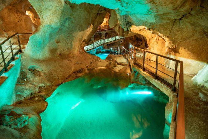 La Cueva del Tesoro de Rincón de la Victoria. / Foto: Archivo / Ayuntamiento del Rincón de la Victoria. / Europa Press.
