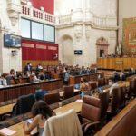 Oferta de empleo público en el Parlamento de Andalucía