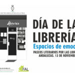 El Día de las Librerías contará con rutas con autores por todas las provincias andaluzas