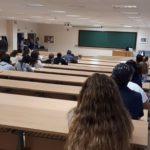 Andalucía permitirá realizar los exámenes de oposiciones a la Junta con hasta 50 aspirantes por aula