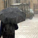 Aviso naranja por lluvias en Huelva, Cádiz y Málaga