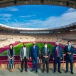El Estadio de la Cartuja aspira a convertirse en motor económico