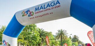 Imagen de archivo de la Carrera Mujeres contra el Cáncer Ciudad de Málaga. / Foto: Málaga Capital Europea del Deporte 2020.