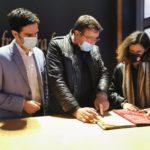 Alcalá la Real restaurará el pergamino que recoge la concesión del 'Privilegio del Vino'