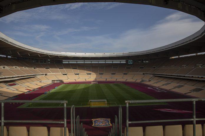 Estadio de La Cartuja. / Foto: María José López. / Europa Press.