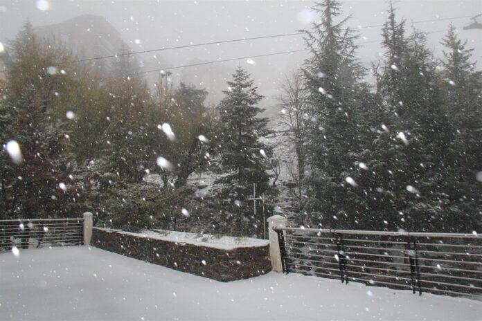 Estación de esquí de Sierra Nevada. / Foto: CETURSA. / Europa Press.