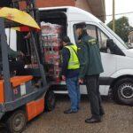 La Guardia Civil de Sevilla impulsa una campaña de recogida de alimentos en sus acuartelamientos