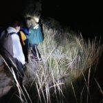 Rescatan a nueve Erasmus perdidos en Jabalcuz mientras hacían senderismo
