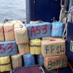 Diez detenidos en Isla Cristina tras incautar 800 kilos de hachís