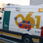 Fallece un joven de 21 años tras empotrarse con el coche en un muro en Málaga