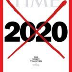 La revista 'TIME' dedica su última portada del año al 2020
