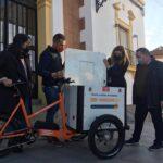 """Comercios de Valverde del Camino contarán con servicio de mensajería """"inmediato"""""""