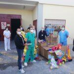 El Hospital Infanta Elena organiza una campaña de recogida de juguetes