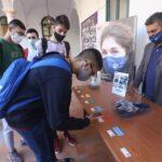 Las universidades andaluzas se preparan para los exámenes presenciales en enero