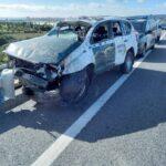 Detenido el conductor de la furgoneta que hirió a cinco guardias civiles